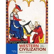 Western Civilization Volume A: To 1500 by Spielvogel, Jackson J., 9781305952812
