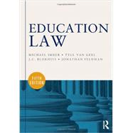 Education Law by Imber; Michael, 9780415622813