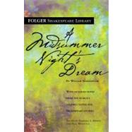 A Midsummer Night's Dream by Shakespeare, William, 9780743482813