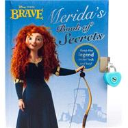 Merida's Book Of Secrets by Parragon, 9781472322814