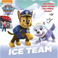 Ice Team by MJ Illustrations, 9780553522815