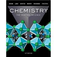 Chemistry The Central Science Plus Mastering Chemistry with Pearson eText -- Access Card Package by Brown, Theodore E.; LeMay, H. Eugene; Bursten, Bruce E.; Stoltzfus, Matthew E., 9780134292816