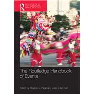 The Routledge Handbook of Events by Page; Stephen J., 9781138832817