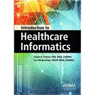 Introduction to Healthcare Informatics by Susan Fenton, 9781584262817