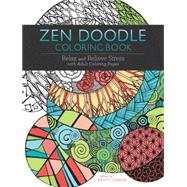 Zen Doodle Adult Coloring Book by Conlin, Kristy, 9781440342820
