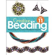Creative Beading Vol. 11 The best projects from a year of Bead&Button magazine by Bead&Button Magazine, Editors of, 9781627002820