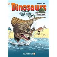Dinosaurs #4: A Game of Bones! by Plumeri, Arnaud; Bloz, 9781629912820