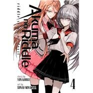 Akuma no Riddle: Riddle Story of Devil Vol. 4 by Kouga, Yun; Minakata, Sunao, 9781626922822