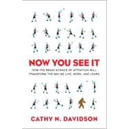 Now You See It by Davidson, Cathy N., 9780670022823