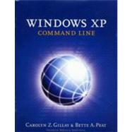 Windows Xp: Command Line by GILLAY CAROLYN Z., 9781887902823