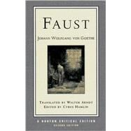 FAUST NCE 2E PA by VON GOETHE,JOHANN WOLFGANG, 9780393972825