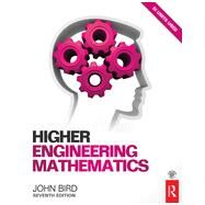 Higher Engineering Mathematics, 7th ed by Bird; John, 9780415662826
