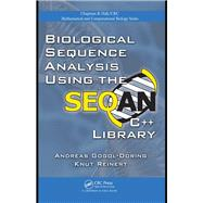Biological Sequence Analysis Using the SeqAn C++ Library by Gogol-D÷ring; Andreas, 9781138112827