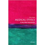 Medical Ethics: A Very Short Introduction by Hope, Tony, 9780192802828