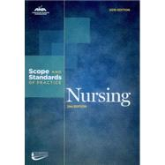 Nursing: Scope and Standards of Practice by American Nurses Association, 9781558102828