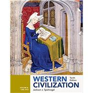 Western Civilization Volume B: 1300-1815 by Spielvogel, Jackson J., 9781305952829