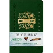 The DC TV Universe Pocket Journal Collection by Insight Editions, 9781683832829
