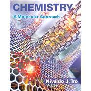 Chemistry A Molecular Approach by Tro, Nivaldo J., 9780134112831