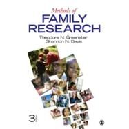 Methods of Family Research by Theodore N. Greenstein, 9781412992831