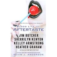Aftertaste by Anderson, Kevin J., 9781501142833