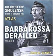 Barbarossa Derailed by Glantz, David M., 9781909982833
