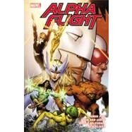 Alpha Flight by Pak, Greg; Van Lente, Fred; Oliver, Ben; Eaglesham, Dale, 9780785162834
