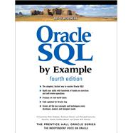 Oracle SQL by Example by Rischert, Alice, 9780137142835