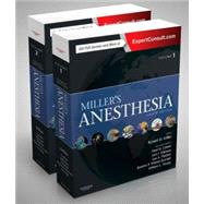 Miller's Anesthesia by Miller, Ronald D., M.D., 9780702052835
