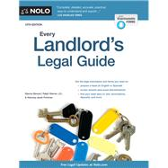Every Landlord's Legal Guide by Stewart, Marcia; Warner, Ralph; Portman, Janet, 9781413322835