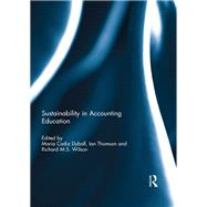Sustainability in Accounting Education by Cadiz Dyball; Maria, 9781138192836