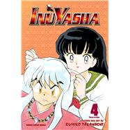Inuyasha, Vol. 4 (VIZBIG Edition) by Takahashi, Rumiko; Takahashi, Rumiko, 9781421532837
