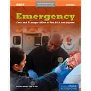 Emergency Care and Transportation of the Sick and Injured: 40th Anniversary Edition by Barnes, Leaugeay; Ciotola, Joseph A., M.D.; Gulli, Benjamin, M.D., 9781284032840