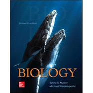Biology by Sylvia Mader and Michael Windelspecht, 9781260262841