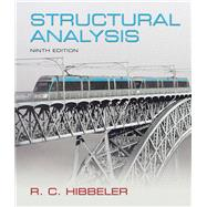 Structural Analysis by Hibbeler, Russell C., 9780133942842