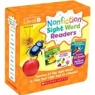 Nonfiction Sight Word Readers Parent Pack Level D Teaches 25 key Sight Words to Help Your Child Soar as a Reader! by Charlesworth, Liza, 9780545842846