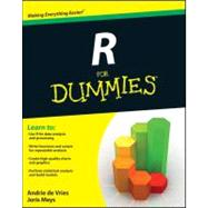 R for Dummies by Meys, Joris; de Vries, Andrie, 9781119962847