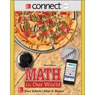 Connect Plus Math Hosted by ALEKS Access Card 52 Weeks for Math in Our World by Sobecki, David; Bluman, Allan, 9781259232848