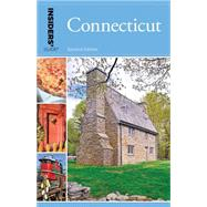 Insiders' Guide to Connecticut by Lehman, Eric, 9781493012848