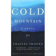 Cold Mountain A Novel by Frazier, Charles, 9780802142849
