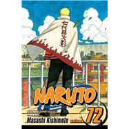 Naruto, Vol. 72 by Kishimoto, Masashi, 9781421582849