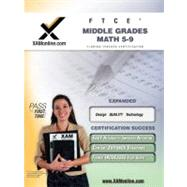 FTCE Middle Grades Mathematics 5-9: Teacher Certification Exam by Wynne, Sharon, 9781581972849