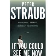 If You Could See Me Now by Straub, Peter, 9780804172851