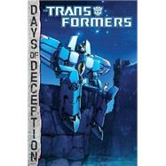 Transformers Volume 7: Combiner Wars--First Strike by BARBER, JOHNSTONE, SARAH, 9781631402852