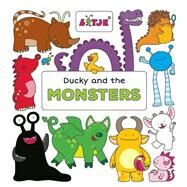 Ducky and the Monsters by Versteeg, Lizelot, 9781605372853