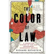 The Color of Law by Rothstein, Richard, 9781631492853