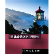 The Leadership Experience by Daft,Richard L., 9781435462854
