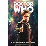 Doctor Who the Eighth Doctor 1 by Mann, George; Vieceli, Emma; Hi-Fi, 9781785852855