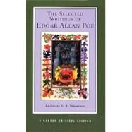 Selected Writ Poe Nce PA by Poe,Edgar Allen, 9780393972856