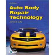 Auto Body Repair Technology by Duffy, James E., 9781133702856