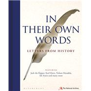 In Their Own Words Letters from History by , 9781844862856